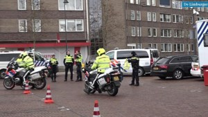Video: Grote politiecontrole in Hoensbroek