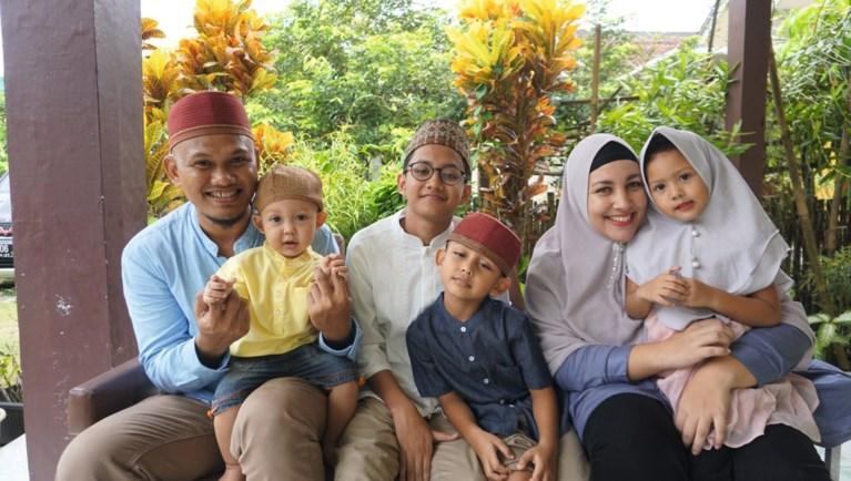 Roermondse Mindie is eindelijk helemaal thuis in Indonesië