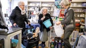 'Marlene is gelukkig in haar winkel waar ze alles feilloos weet te vinden'