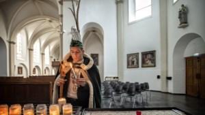 De elf geboden van 'priesterstudent-prins' Danny van CV Bacchus uit Landgraaf