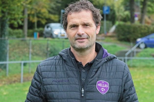 Michel Haan zwicht voor voetbalkriebel