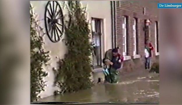 Onuitwisbare herinnering aan overstroming van de Maas: 'Bij elke herdenking voel ik weer de hectiek van toen'