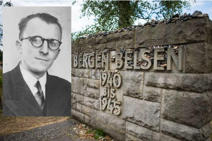 Verraden Limburgse verzetsleider sterft op dag dat Britten het concentratiekamp binnenrijden