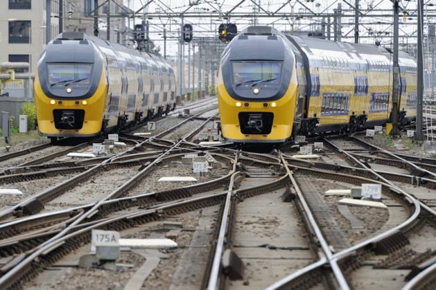 Treinen in Limburg rijden weer na grote storing