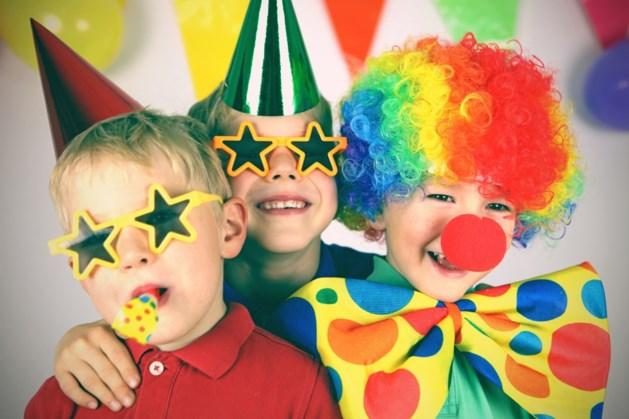 Carnavals-spektakel voor kinderen in Gronsveld