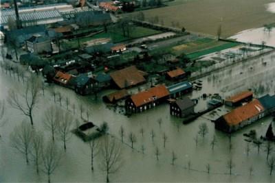 Beveiliging tegen hoogwater Maas had eigenlijk dit jaar klaar moeten zijn