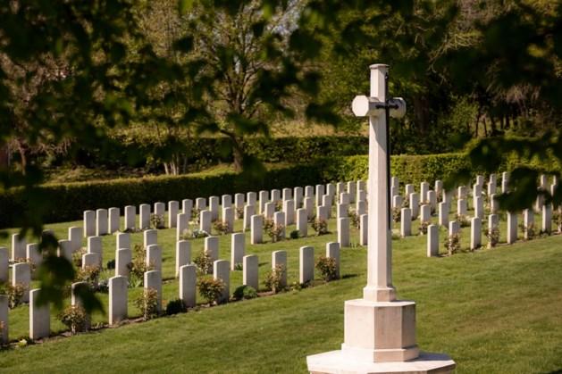 DVD 'Echoes 75 jaar Brunssum War Cemetery' te koop