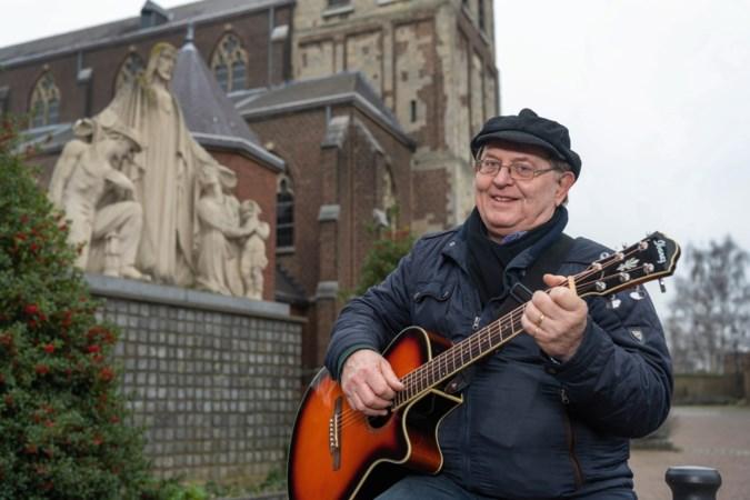 Vijfvoudig LVK-winnaar Ben Erkens: 'Een liedje schrijven is 25 procent inspiratie, 75 procent transpiratie'