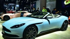 Canadese miljardair schiet Aston Martin te hulp