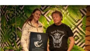 Fossiel naar zangeres Floor Jansen vernoemd
