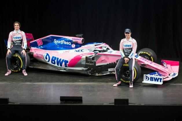 F1-team van Racing Point wordt vanaf 2021 Aston Martin