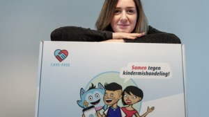 'Het is nooit jouw schuld' adviseert de app voor jongeren tegen kindermishandeling