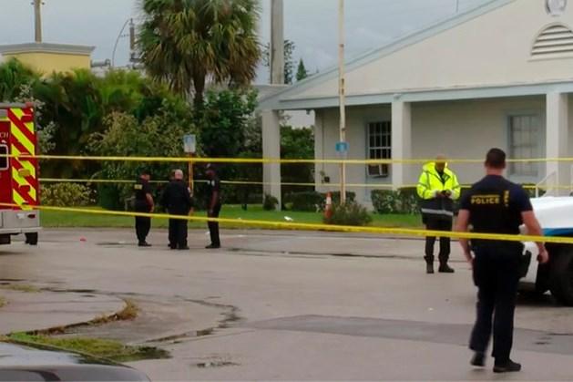 Twee doden door schietpartij na rouwdienst in Florida