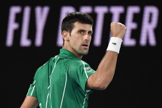 Djokovic pakt achtste titel op Australian Open