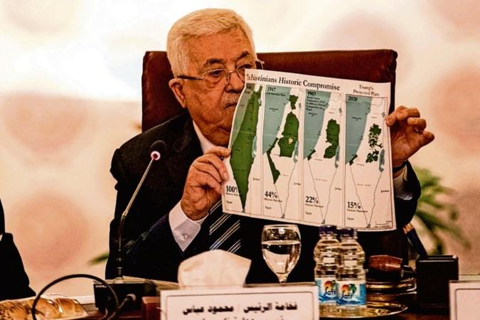 Palestijnen torpederen vredesplan en breken met VS en Israël