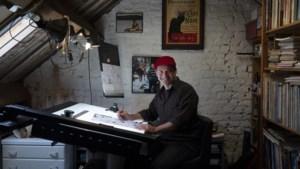 Limburgse striptekenaar blaast held van weleer na halve eeuw nieuw leven in