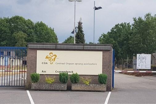 'Geen basisschool op terrein azc Budel'