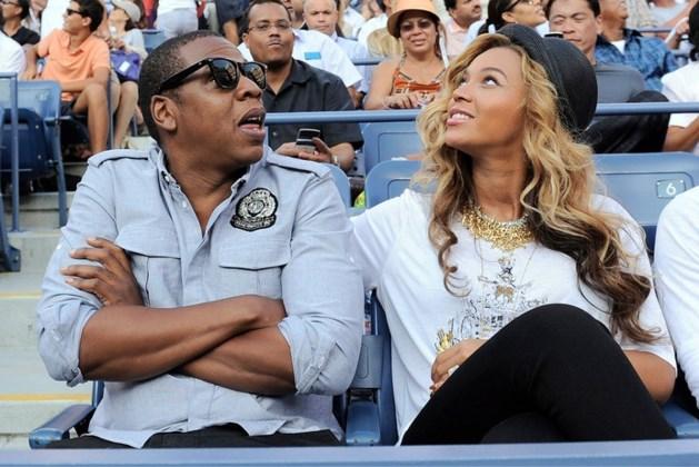 Ophef in de VS: Beyoncé en Jay-Z staan niet op voor volkslied