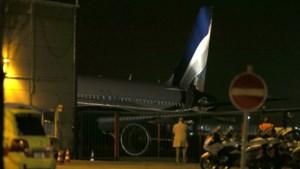 Groep Nederlanders uit Wuhan aangekomen in Nederland