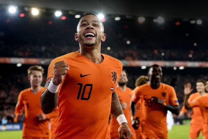 Oranje, vier maanden voor EK 2020: geen favoriet, wel underdog