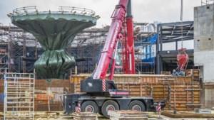 Contouren van nieuw casino in Venlo zichtbaar