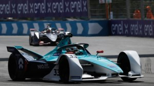 Chinese autocoureur in quarantaine voor race Formule E