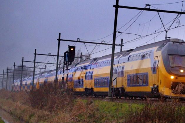 Tijdlang geen treinen tussen Horst-Sevenum en Blerick door aanrijding