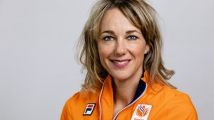 Marianne Timmer reservechef de mission naast zieke Esther Vergeer