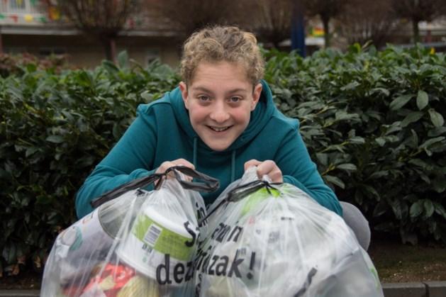 Afvalreporter Bas als nieuwe Matthijs van Nieuwkerk