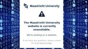 Stroomstoring treft website en mail Universiteit Maastricht