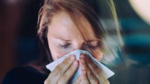Nog geen officiële griepgolf, wel veel meer grieppatiënten