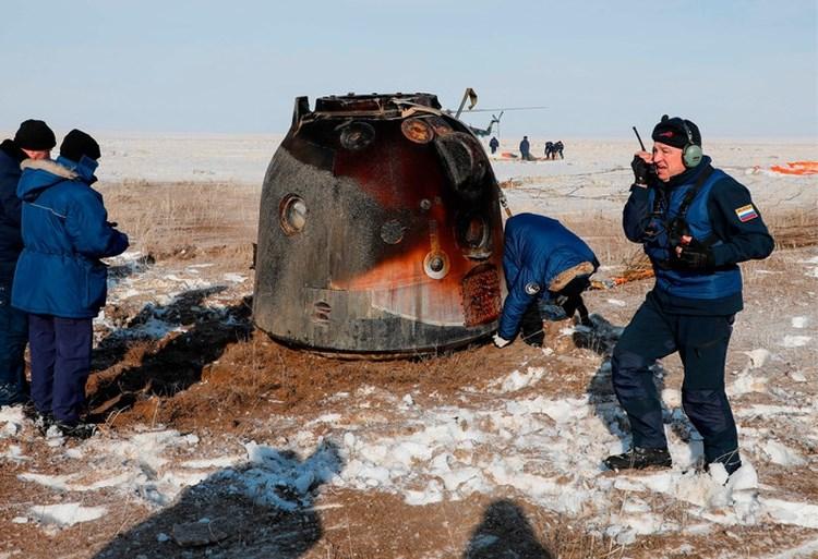 Astronaute Christina Koch vestigt nieuw record