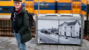 Historische foto's zijn begin van metamorfose station Geleen Oost