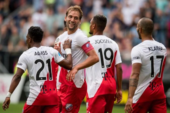 Geblesseerde Willem Janssen (FC Utrecht): 'Nooit gedacht aan einde carrière'