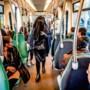Nauwelijks nog meldingen over boerka's in het openbaar vervoer