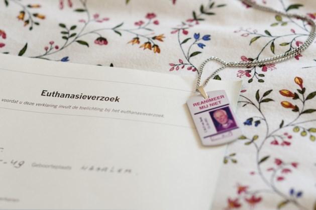 Recordaantal verzoeken om euthanasie in 2019