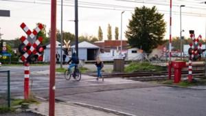 Overwegen bij Diepenbeek verdwijnen voor sneltram Hasselt - Maastricht
