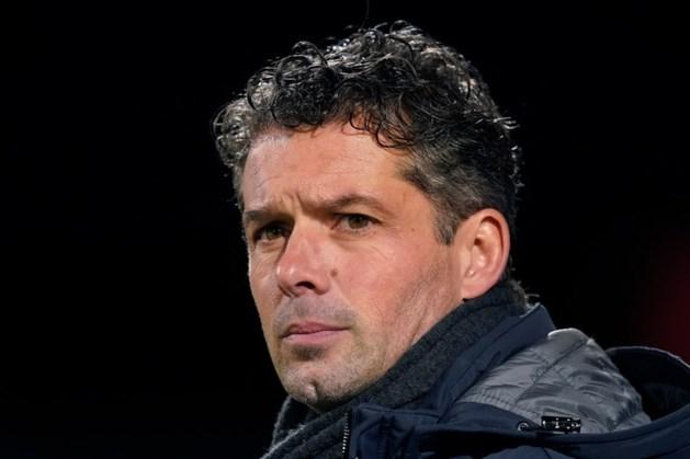 Ontslagen trainer De Jong van Roda JC toch op wedstrijdformulier