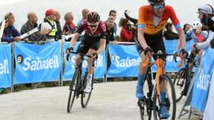 Wielrenner Poels tweede in Ronde van Valencia