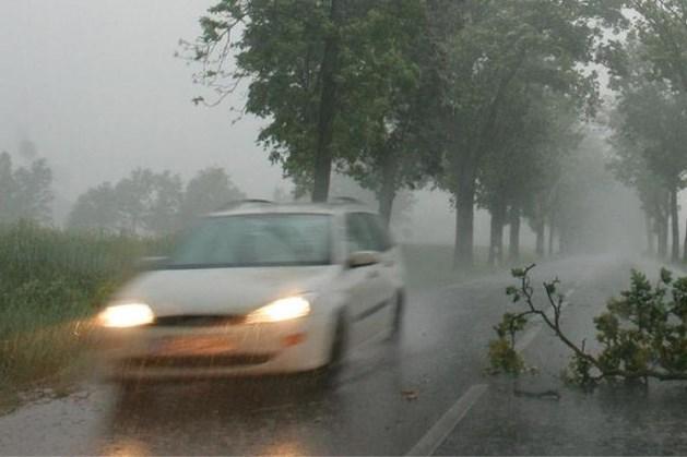 Zo rijd je veilig door de storm