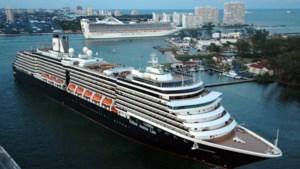 91 Nederlanders vast op cruiseschip bij Taiwan: 'Waar gaan we heen?'