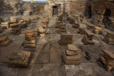 Wetenschappelijk onderzoek toont definitief aan: badhuis in Thermenmseum in Heerlen oudste gebouw van Nederland
