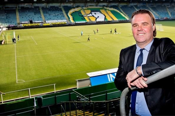 Van As topkandidaat voor functie technisch directeur bij Roda JC