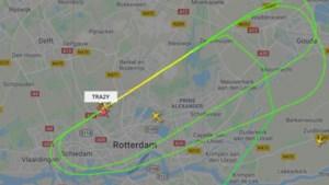 Vliegtuig landt pas bij derde poging: 'Net een achtbaan'