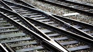Geen treinen tussen Landgraaf en Kerkrade door boom op spoor