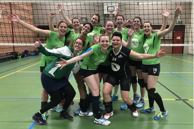 Volleyballen met vriendinnen als levenselixer