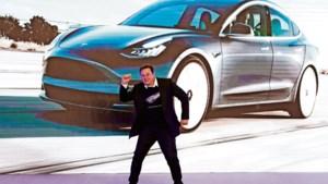 Tesla is ineens het lievelingetje van Wall Street