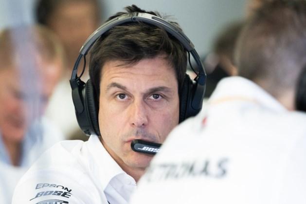 Teambaas Mercedes hoopt op Formule 1 in China
