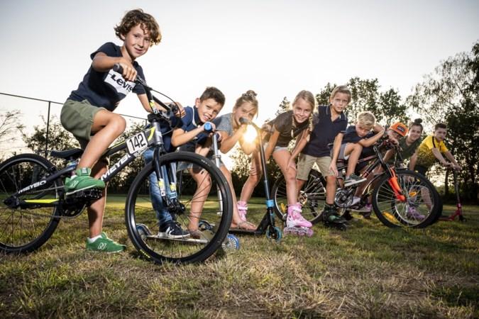 Campagne succesvol, Pepijn (9) in Reuver krijgt zijn fietscrossbaan