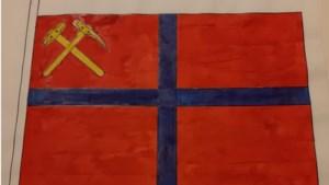 Op communistisch embleem lijkend mijnwerkerssymbool was niet gewenst in Heerlense stadsvlag